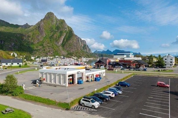 Svolvaer Havn Apartments - фото 6