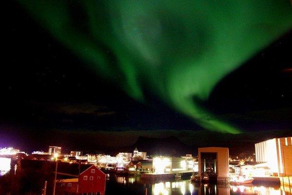 Svolvaer Havn Apartments - фото 7