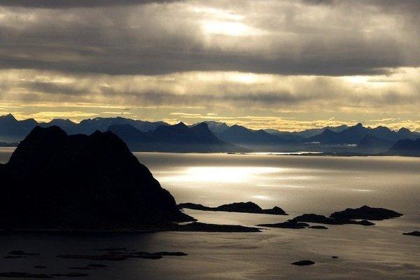 Svolvaer Havn Apartments - фото 9