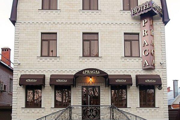 Отель Прага - фото 22