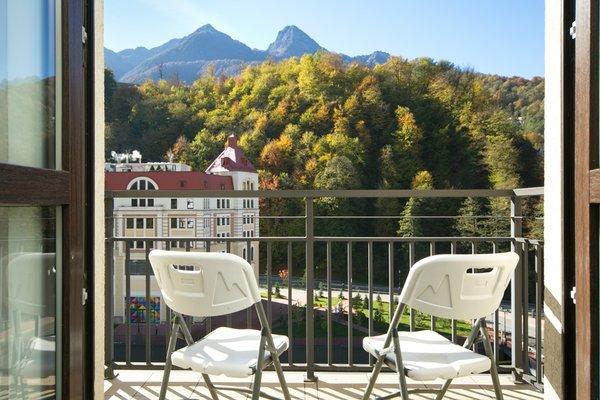Азимут отель Freestyle Роза Хутор - 20