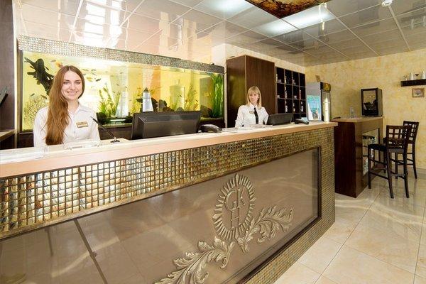 Отель Гранд Круиз - фото 12