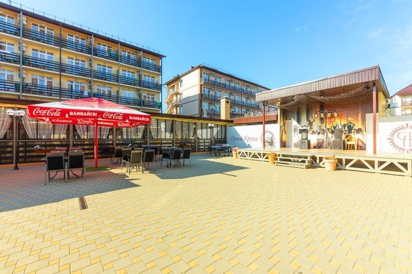 Отель Гранд Круиз - фото 23