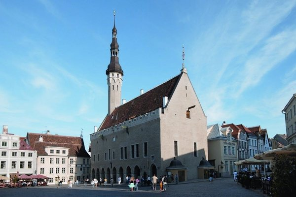 Swissotel Tallinn - фото 23
