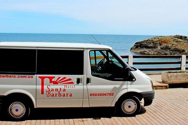 Гостиница «Санта-Барбара» - фото 16