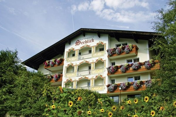 Landhotel Seeblick - фото 15