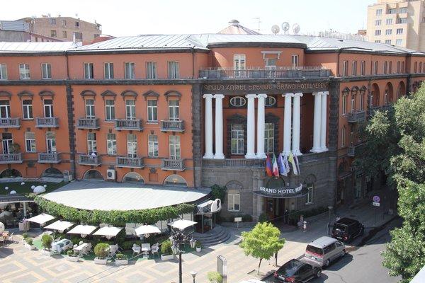 Роял Тюлип Гранд Ереван отель - фото 23