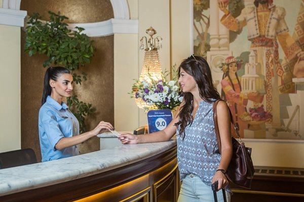 Роял Тюлип Гранд Ереван отель - фото 4