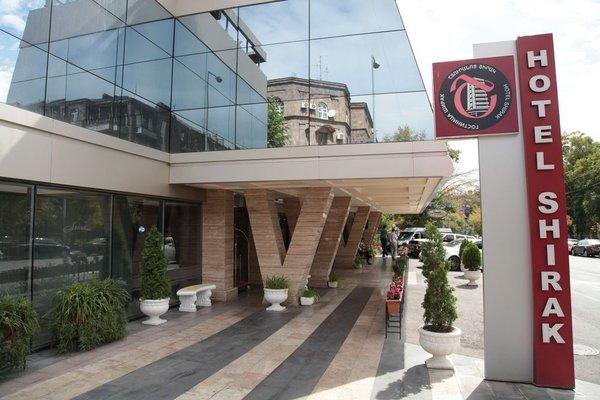 Отель «Shirak» - фото 12
