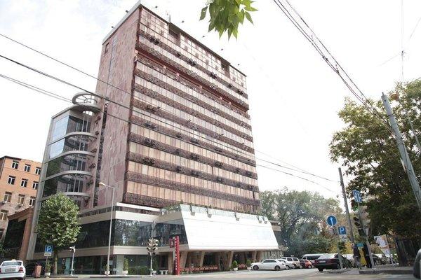 Отель «Shirak» - фото 21