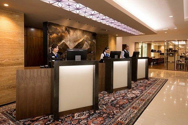 Отель Golden Palace - фото 10