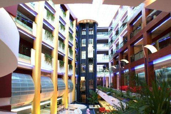 Отель Golden Palace - фото 21