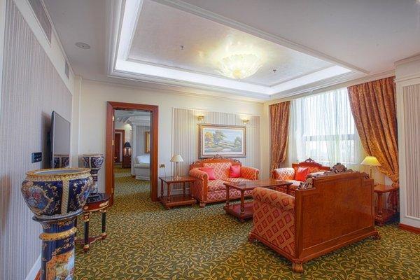 Отель Golden Palace - фото 5