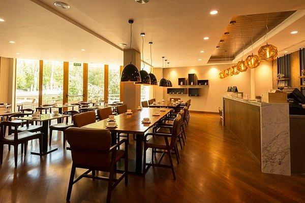 Отель Golden Palace - фото 8