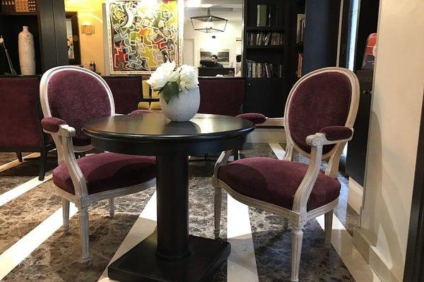 Hotel Chaplain Paris Rive Gauche - фото 10