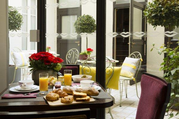 Hotel Chaplain Paris Rive Gauche - фото 11