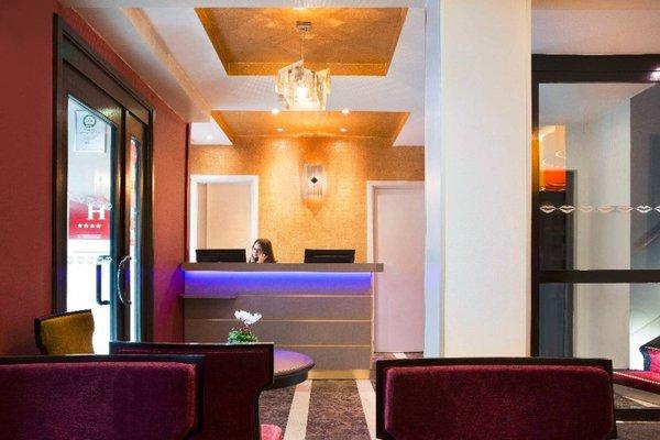 Hotel Chaplain Paris Rive Gauche - фото 14