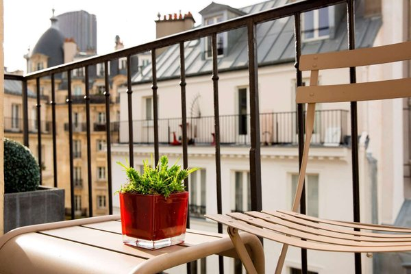 Hotel Chaplain Paris Rive Gauche - фото 19