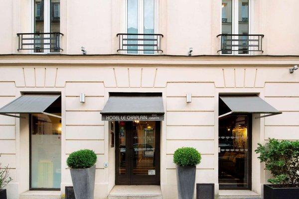 Hotel Chaplain Paris Rive Gauche - фото 20