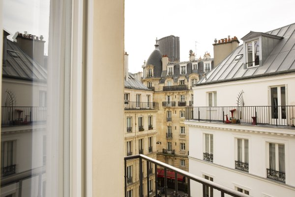 Hotel Chaplain Paris Rive Gauche - фото 22