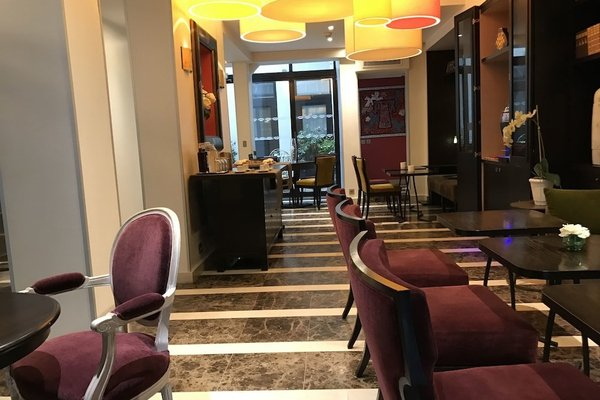 Hotel Chaplain Paris Rive Gauche - фото 7