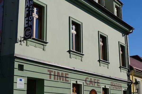 Time Cafe & Penzion - фото 12