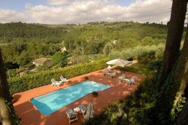 Marignolle Relais & Charme - Residenza d'Epoca - фото 19