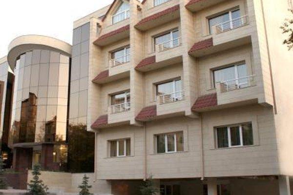 Отель Nork Residence - фото 23