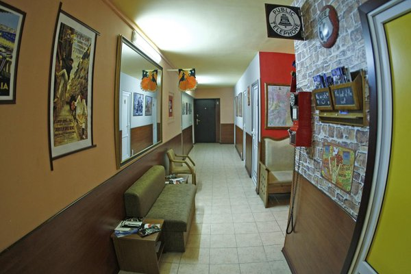 Grammy Hostel - фото 14