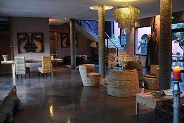 Relais du Silence Disini Hotel - фото 14