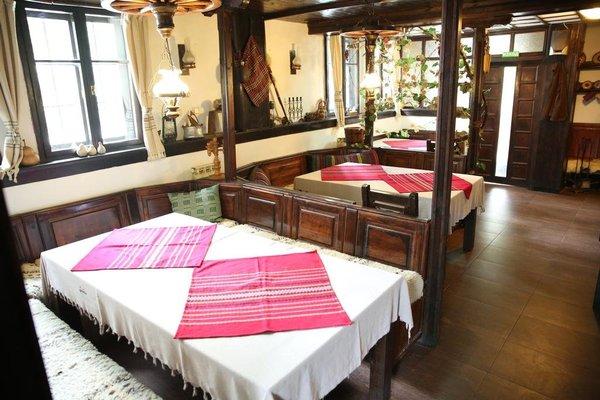 Семейный отель «Оазис» - фото 14