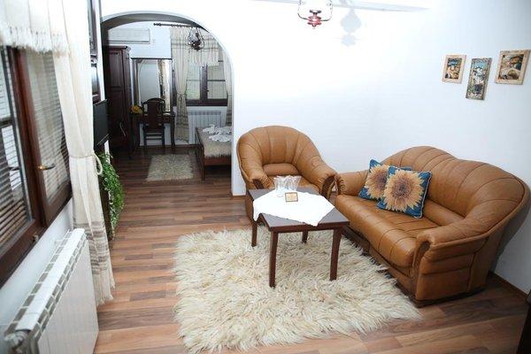 Семейный отель «Оазис» - фото 5