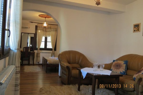 Семейный отель «Оазис» - фото 9