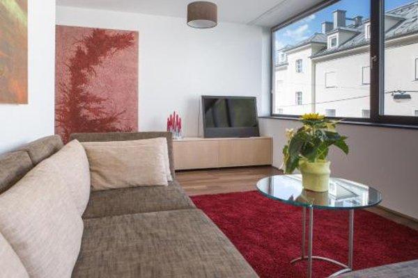 Salzburg City Appartement - фото 50