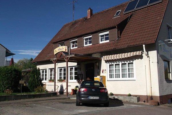 Gasthaus Vogelgarten - фото 12
