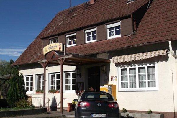 Gasthaus Vogelgarten - фото 13