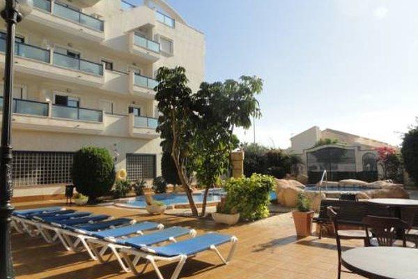 Playamarina II Aparthotel Cabo Roig - фото 20