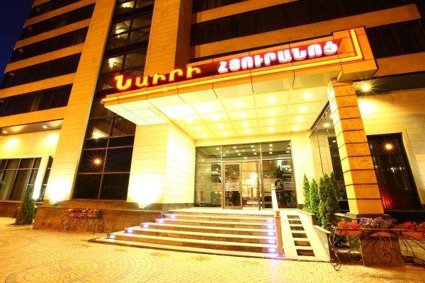Отель Наири - фото 20