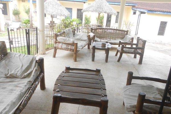 Ocean Bay Hotel Diani - фото 12