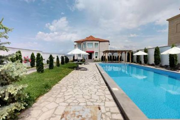 Ossanna Hotel - фото 11