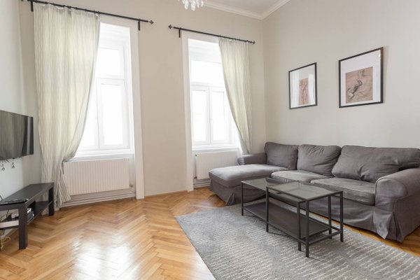 Vienna New Apartment Centre Luxury - фото 11