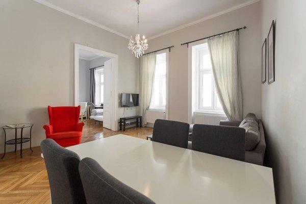 Vienna New Apartment Centre Luxury - фото 4