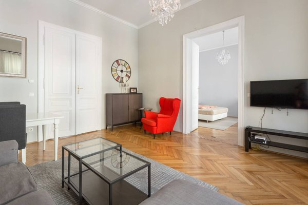 Vienna New Apartment Centre Luxury - фото 9