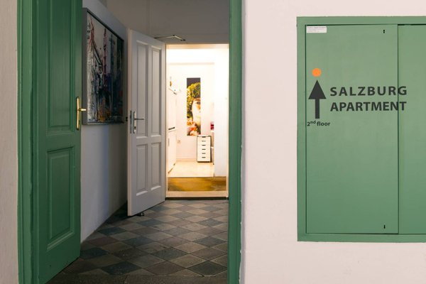 Salzburg Apartment - фото 13