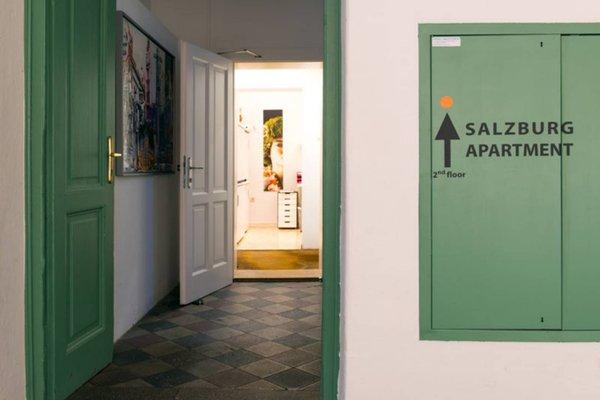 Salzburg Apartment - фото 22