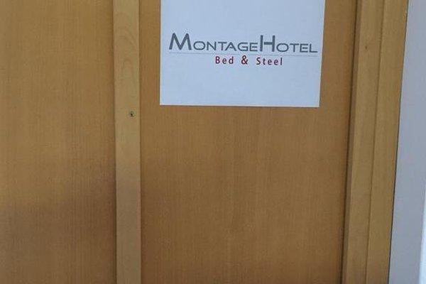 Montagehotel Bed & Steel - фото 14