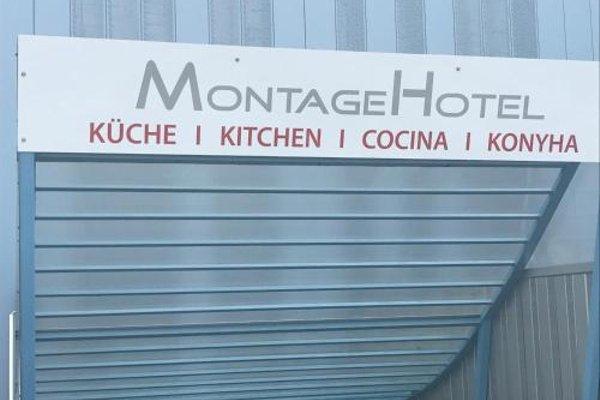 Montagehotel Bed & Steel - фото 21