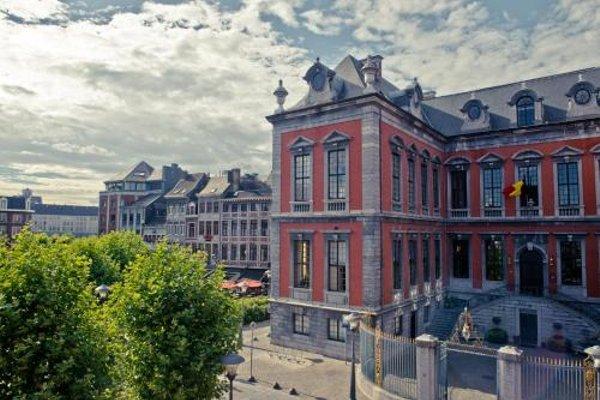 Appartements Leopold Liege Centre - фото 23