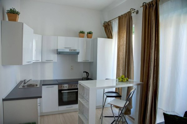 ATW Apartments - фото 15