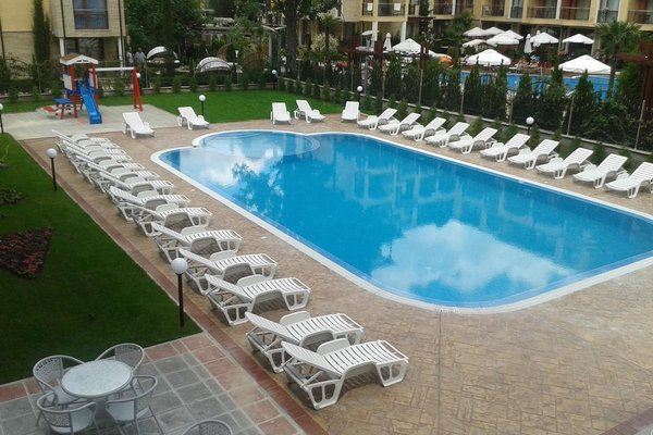 Sunny Beauty Palace Hotel - фото 21